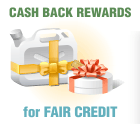 Gas rewards for Fair Credit